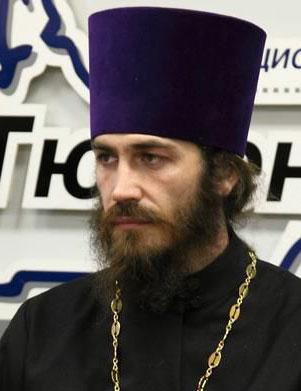 Протоиерей Владимир Ашмарин